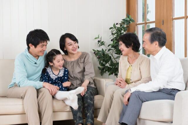 任意後見制度を使い家族が後見人になる